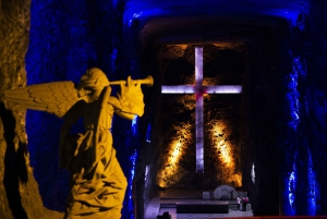 Bogotá: Private Salt Cathedral Tour with Entrance Tickets