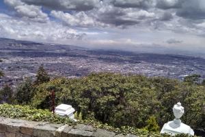 Bogotá: Private Tour of Monserrate