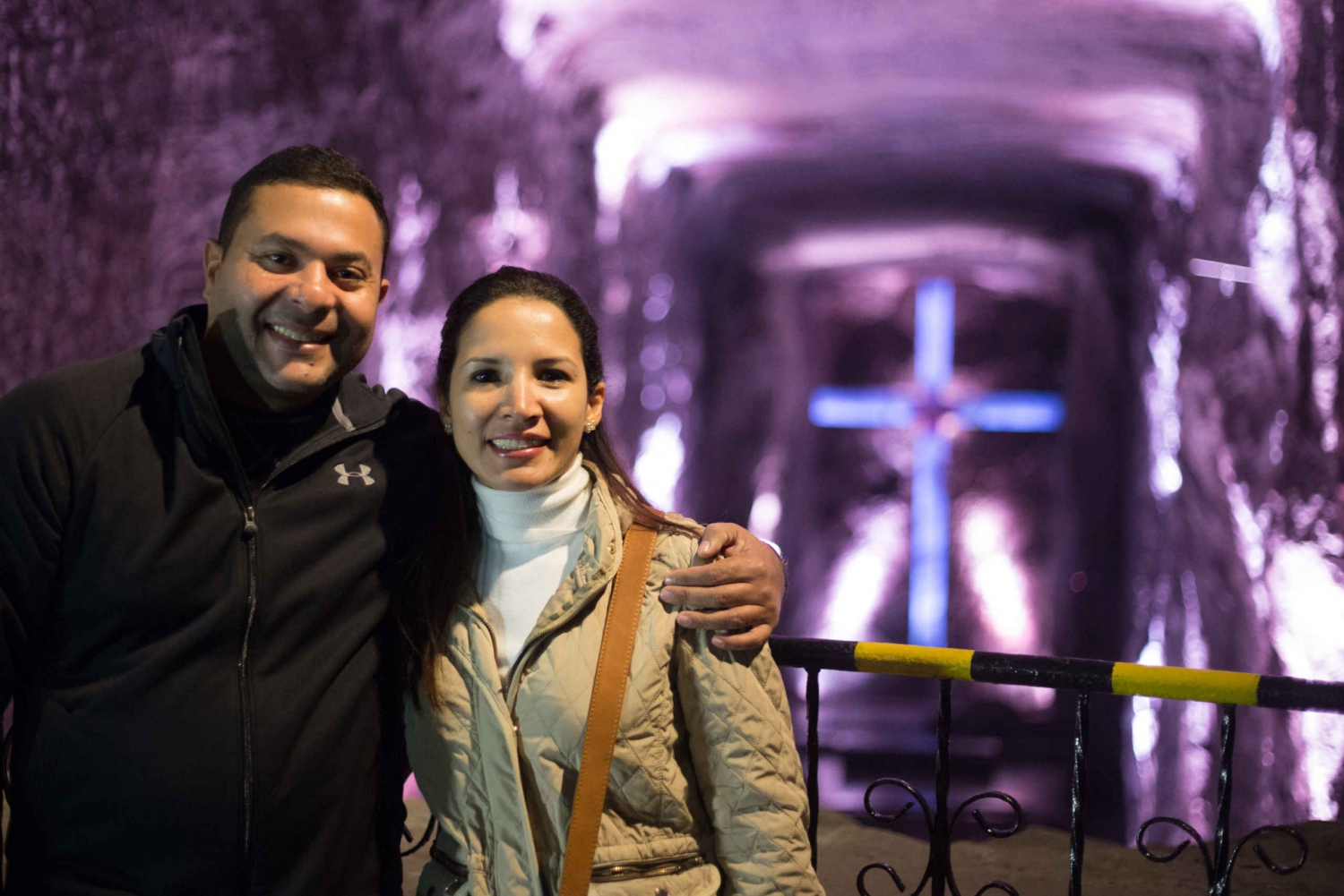 Bogota: Salt Cathedral Group Tour with Daily Departure