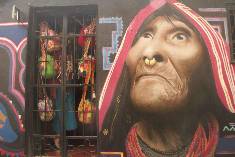 Bogotá Street Art and Graffiti Tour
