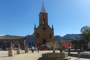 Bogota: Villa de Leyva Tour