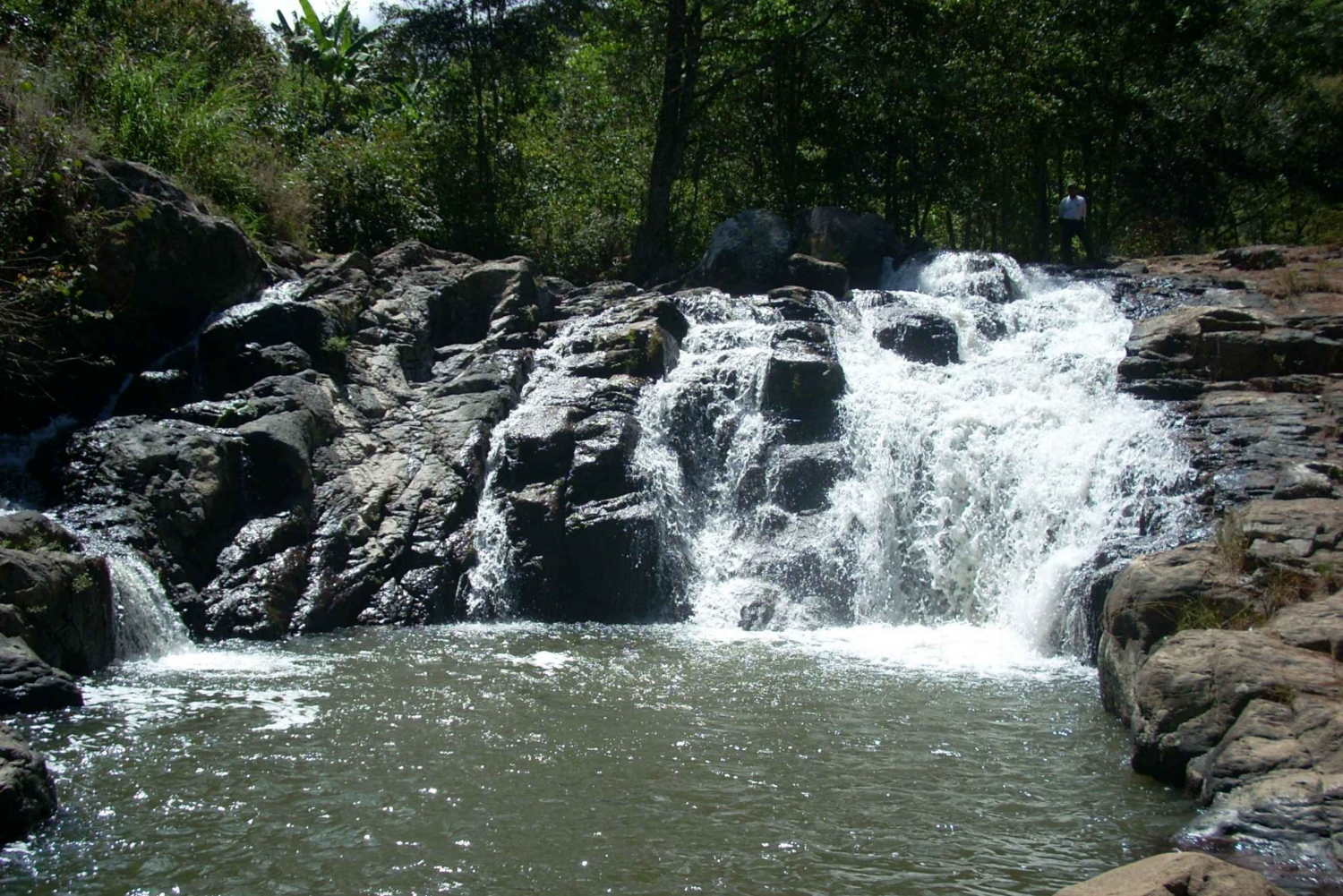 Bogota: Visit the Nature Waterfall of La Chorrera