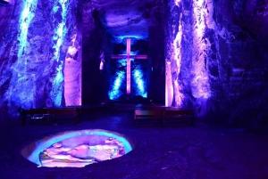 Bogota: Zipaquira, Salt Cathedral & Lake Guatavita Tour