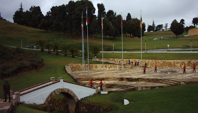 Boyaca Bridge