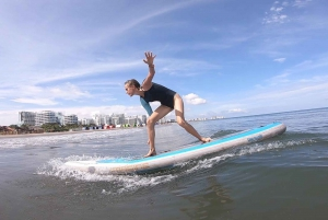 Cartagena: 1-Hour Paddleboard Rental or Private Lesson