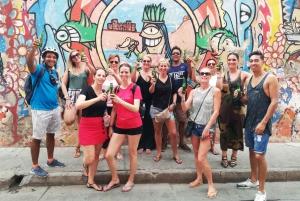 Cartagena: 3.5-Hour Street Food Cycling Tour