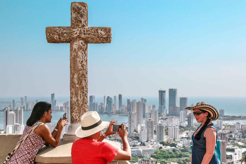 Cartagena 4-Hour Guided City Tour