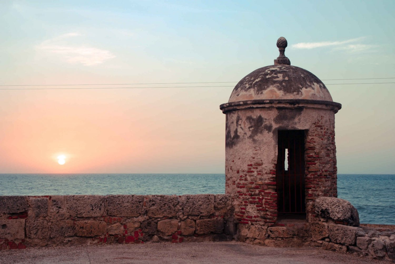 Cartagena: 4-Hour Historic Tour Including Entry Fees