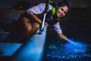Cartagena: Bioluminescent Plankton Tour