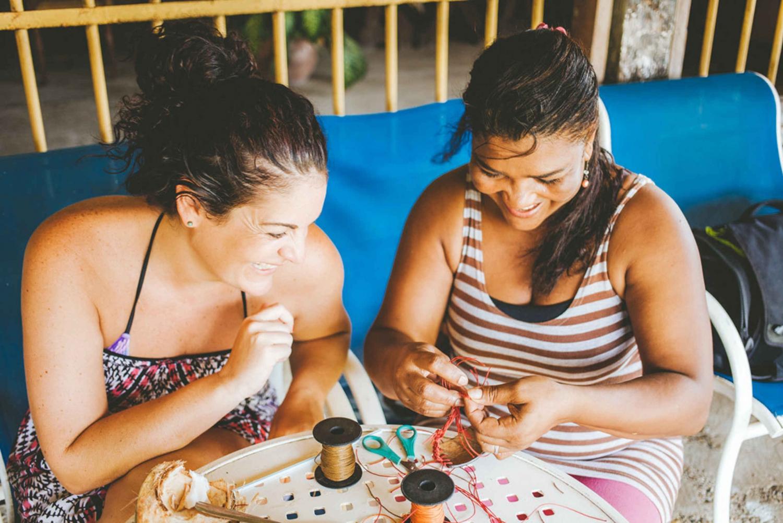 Cartagena Coconut Workshop