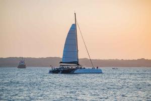 Cartagena de Indias: 2-Hour Sunset Cruise