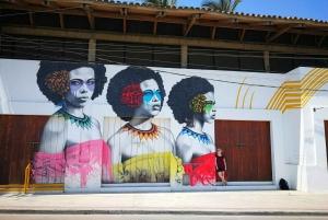 Cartagena: Getsemani Highlights and Graffiti Walking Tour