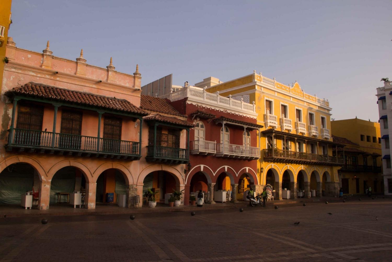Cartagena: Guided City Tour