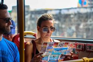 Cartagena: Hop-on Hop-off Bus Tour & Optional Attractions