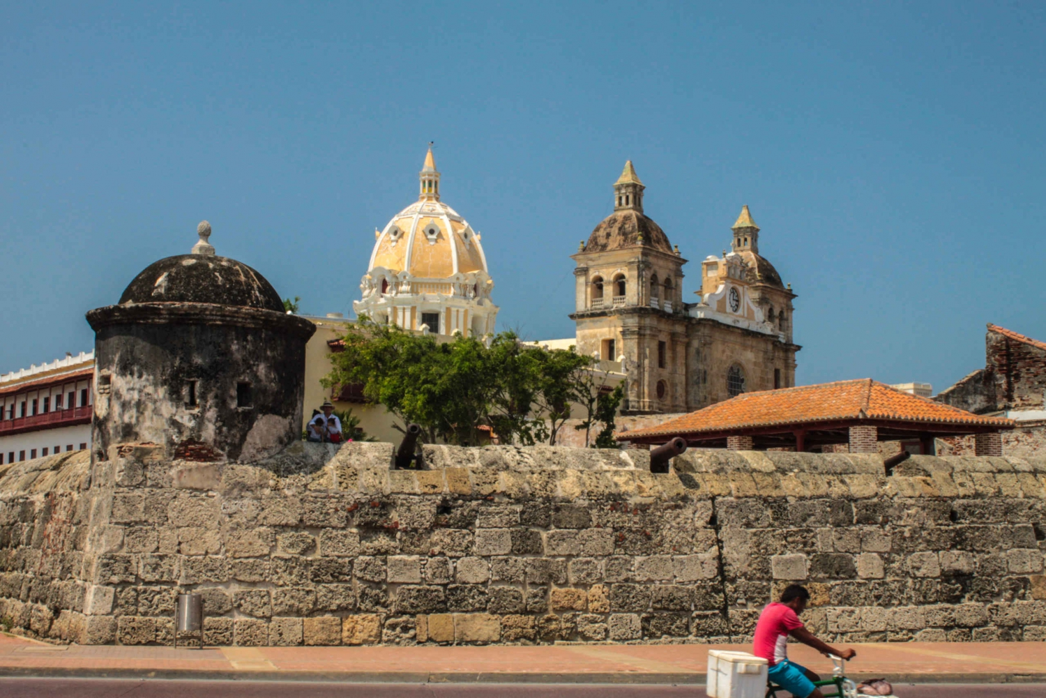 Cartagena: Old City Guided Walking Tour