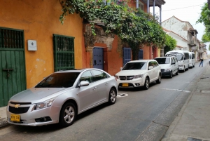 Cartagena: Private Airport Arrival or Departure Transfer