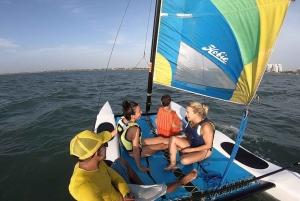 Cartagena: Romantic Sunset Sailing Trip
