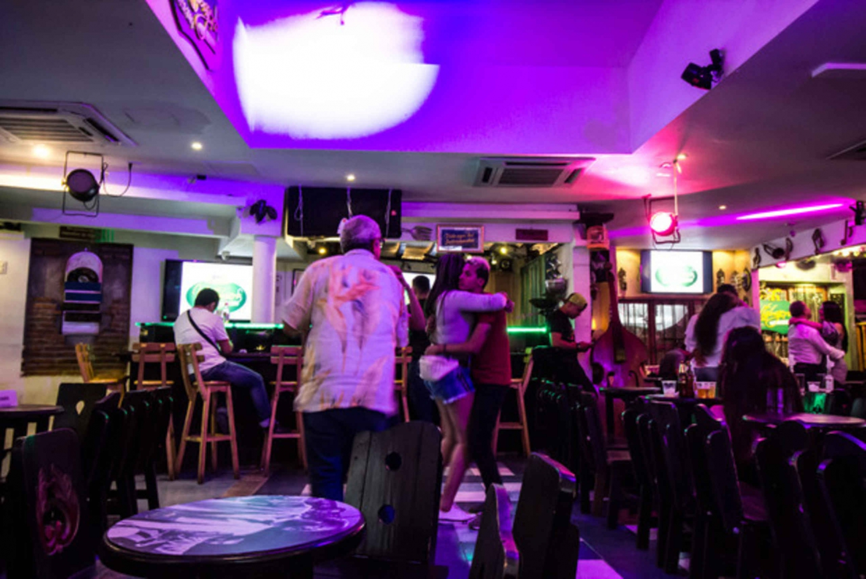 Cartagena: Salsa Bar-Hopping Night Tour