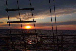 Cartagena: Sunset Cruise with Open Bar on a Pirate Ship