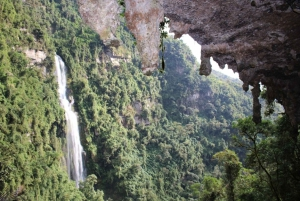 From Bogotá: Hike to La Chorrera Waterfall With Meals