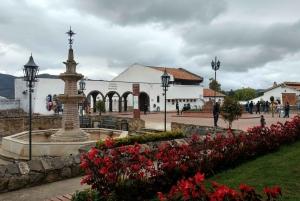 From Bogotá: Lake Guatavita and the El Dorado Legend Tour