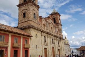 From Bogotá: Nemocón Mine and Zipaquirá Salt Cathedral Tour