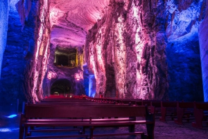 From Bogotá: Salt Cathedral and Lake Guatavita Day Tour