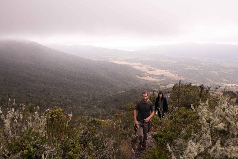 From Bogotá: Sport Fishing Day Trip