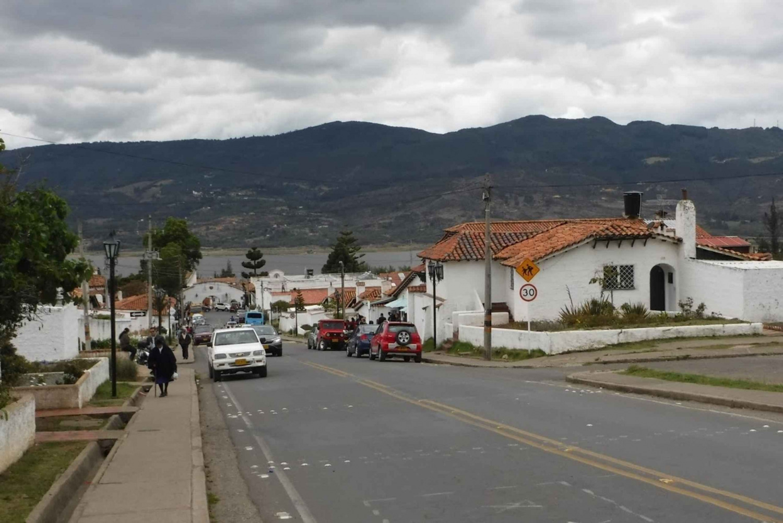 From Bogota: Transport to Zipaquirá and Guatavita Lagoon