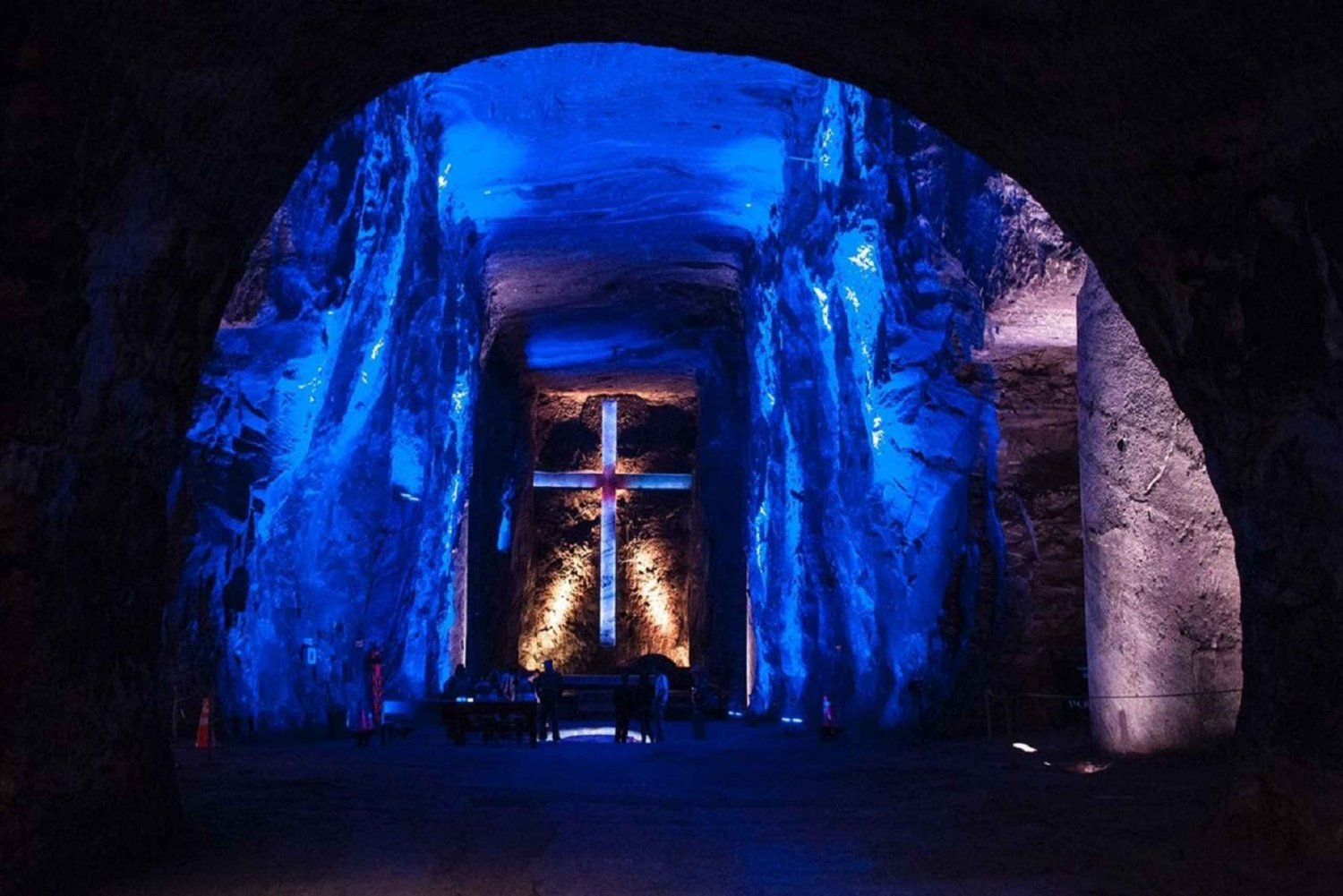 From Bogotá: Zipaquirá and Salt Cathedral