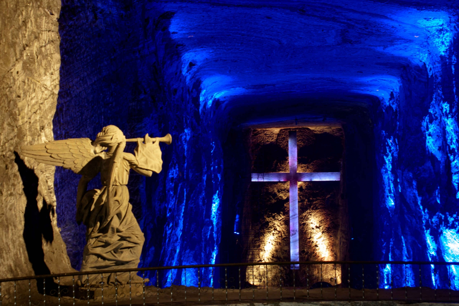From Bogotá: Zipaquirá Salt Cathedral Guided Tour