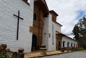 From Bogota: Zipaquirá Salt Cathedral & Villa de Leyva Tour