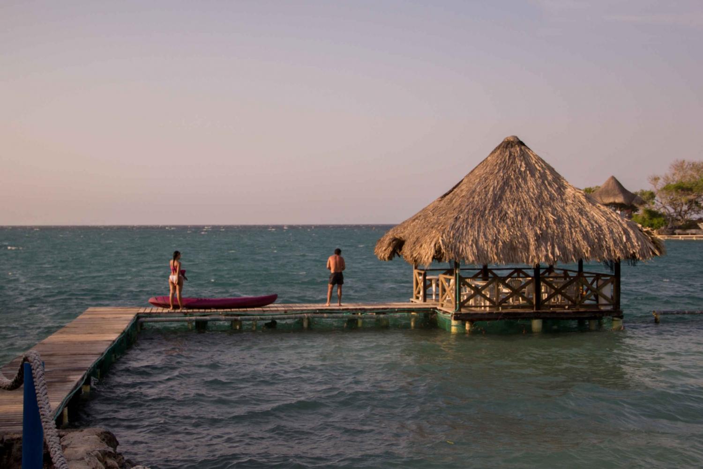 From Cartagena: Rosario Islands Day Trip