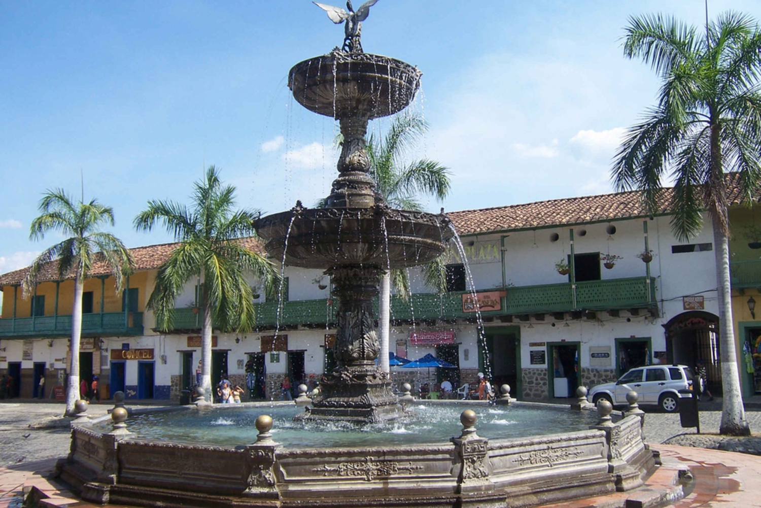 From Medellin: Full-Day Santa Fe de Antioquia Tour