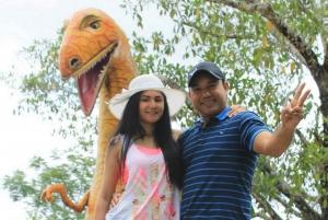 From Medellín: Hacienda Nápoles Theme Park Day Trip