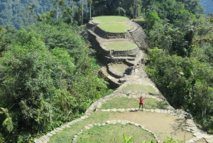From Santa Marta: 4-Day Lost City Discovery Tour