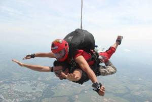 Full-Day Skydiving Adventure from Bogota