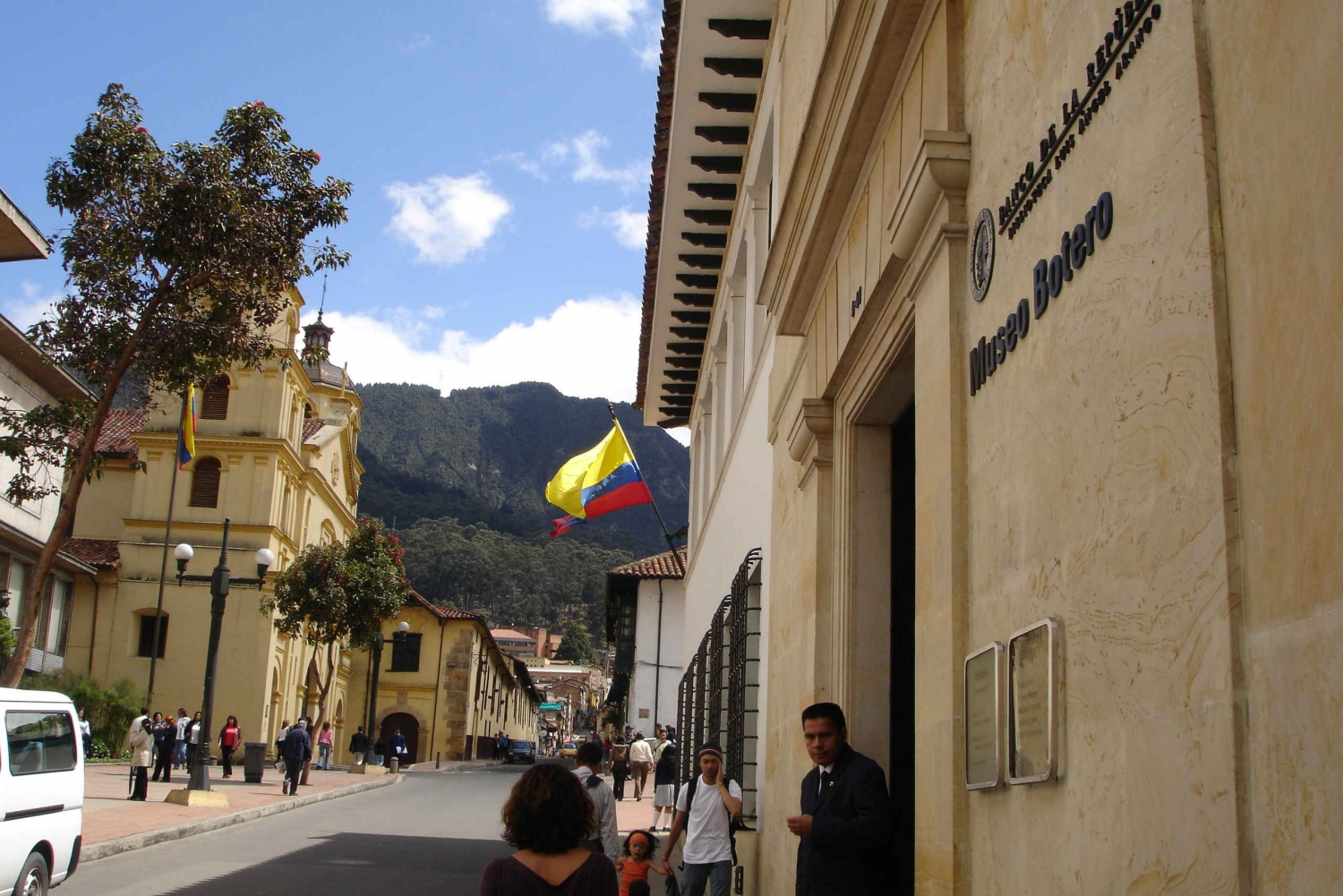 Guided Visit to Botero Museum in Bogota
