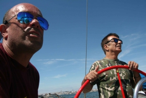 Lisbon: Full Day Sailing Trip with Brunch