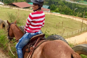Medellín: Authentic Colombian Horseback Ride