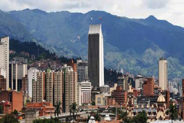 Medellin City, Comuna 13 and Arvi Park Private Tour