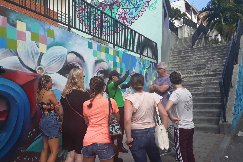 Medellin: Comuna 13 Graffiti Tour