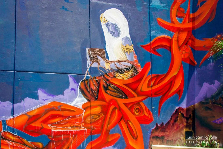 Medellin: Half-Day Graffiti Experience