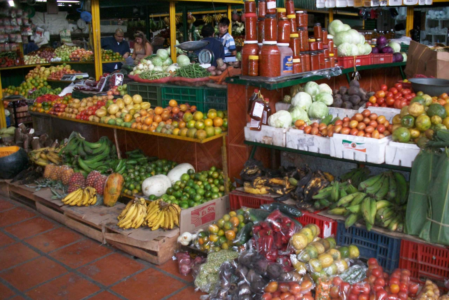 Medellin Half-Day Local Market Experience