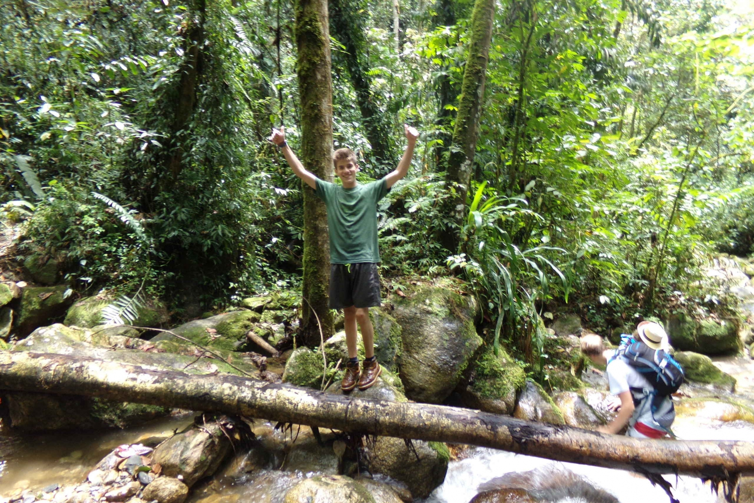 Medellin: Half–Day Private Nature Tour & Waterfall Hike