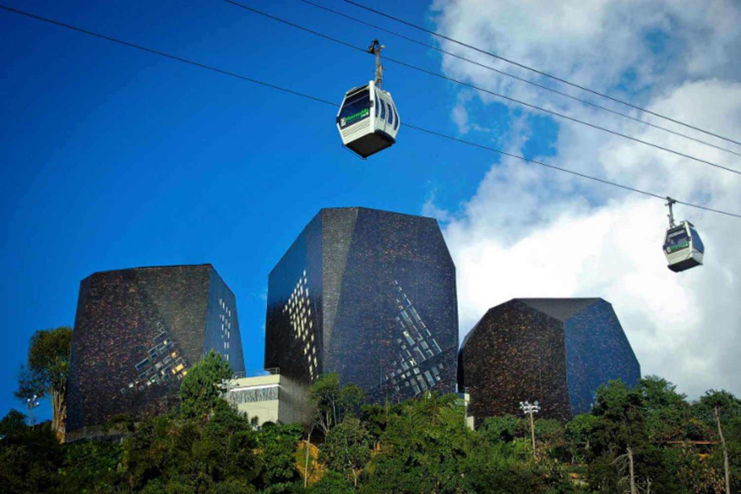 Medellin Innovation: 4-Hour Metro Tour