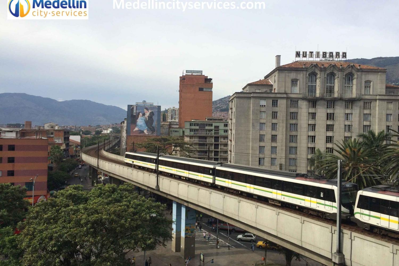 Medellin Metro: Private Tour