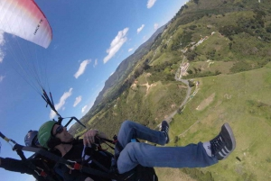 Medellín: Paragliding in the Colombian Andes