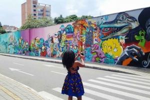 Medellín: Private Comuna 13 Street Art Tour