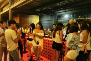 Medellin: Pub Crawl Party with Rooftop Access